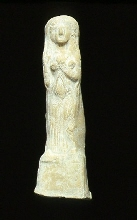 Votive statuette of a worshipper