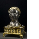 Head-reliquary of pope Alexander