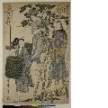 MRAH-JP.00017・・歌麿〈1〉「女織蚕手業草」「二」
