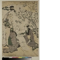 MRAH-JP.00016・・歌麿〈1〉「女識蚕手業草」「一」