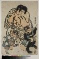 MRAH-JP.01980[金太郎と熊と猿の越後獅子] 文化末頃・・『』