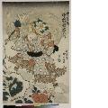 MRAH-JP.02870「雪の石橋 中村歌右衛門」 ・・『』