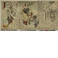 MRAH-JP.05303c「三国志図会内」 「玄徳風雪ニ孔明ヲ訪フ」・・『』